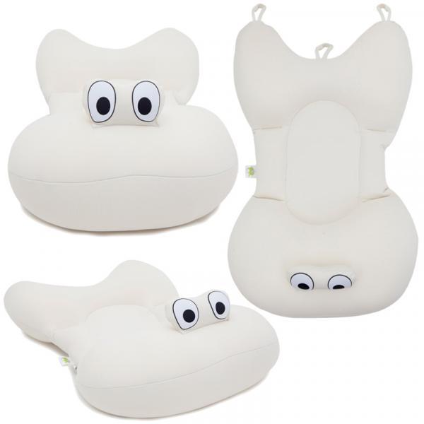Almofada para Banho Bebê Baby Pil - Creme