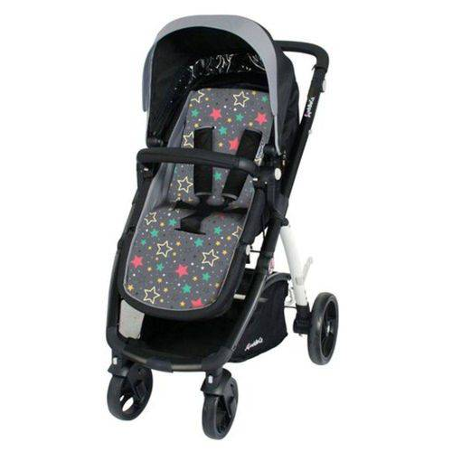 Tudo sobre 'Almofada para Carrinho Bebê Comfi-cush Color Stars Clingo'
