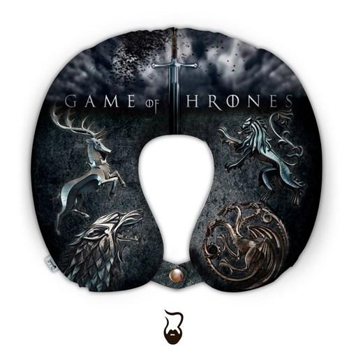 Almofada Pescoço Games Of Thrones