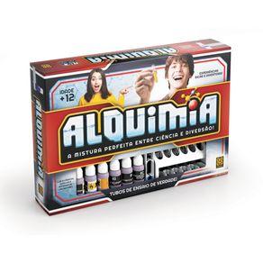 Tudo sobre 'Alquimia'