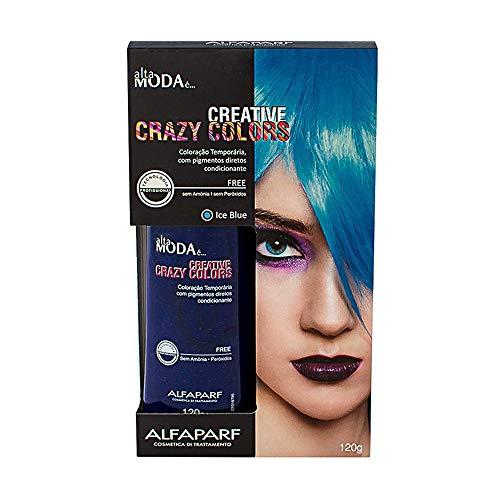 Alta Moda Creative Crazy Color Ice Blue 120g