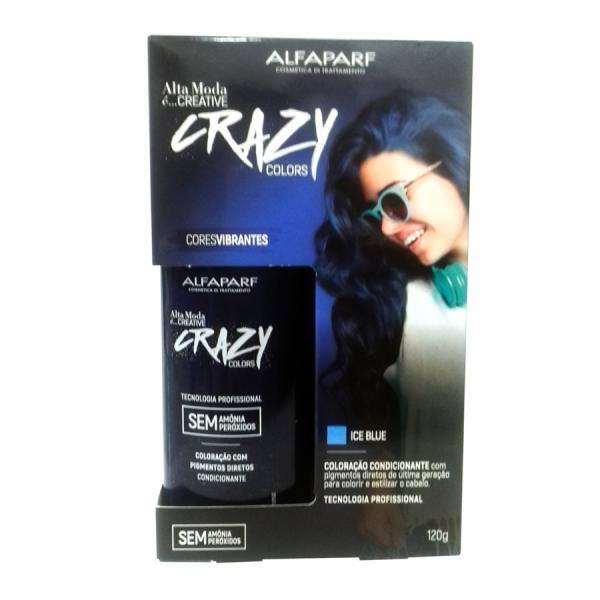Alta Moda Creative Crazy Colors 120g - Ice Blue