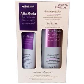 Alta Moda Kit Duo Desamarelador