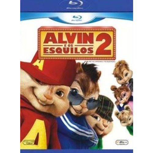 Tudo sobre 'Alvin e os Esquilos 2'