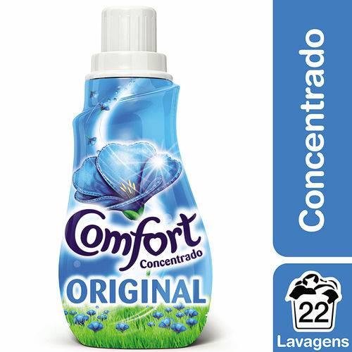 Tudo sobre 'Amac Roupa Conc Comfort 500ml-fr Orig/azul'