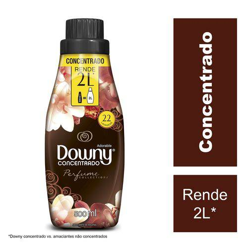 Tudo sobre 'Amaciante Downy 4X Concentrado - Adorable - 1500ml'