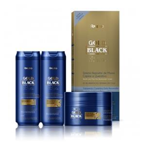 Amend Rmc Gold Black Kit 3 Passos