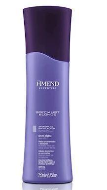 Amend Specialist Blond Matizador - Shampoo 250 Ml