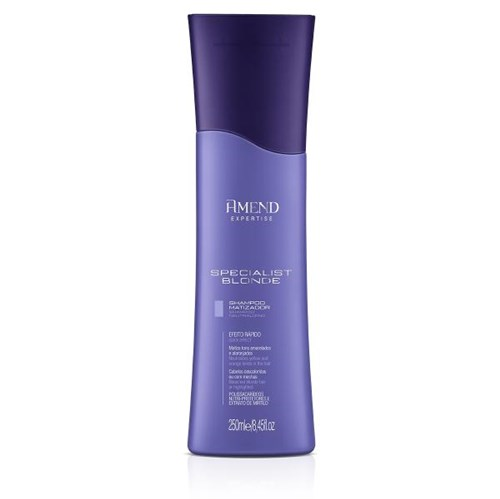 Amend Specialist Blonde Matizador - Shampoo 250ml