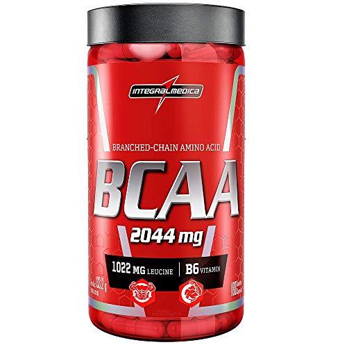 Amino BCAA 2044mg - 180 Cápsulas - Integralmédica, IntegralMedica
