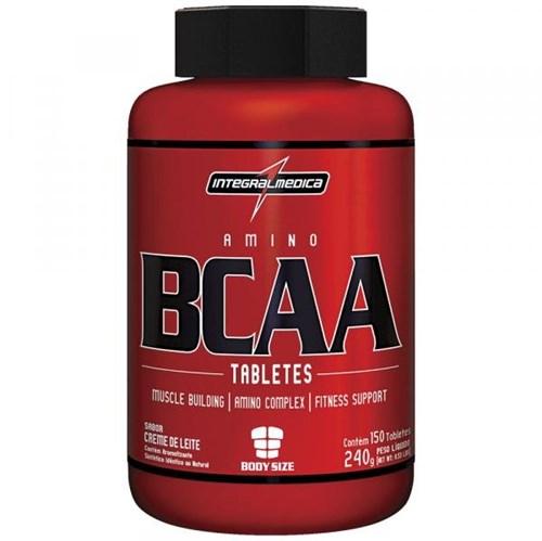 Amino Bcaa - 150 Tabletes - Integralmédica