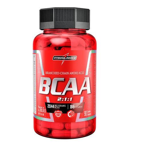 Amino Bcaa 90 Tabletes - Integralmedica