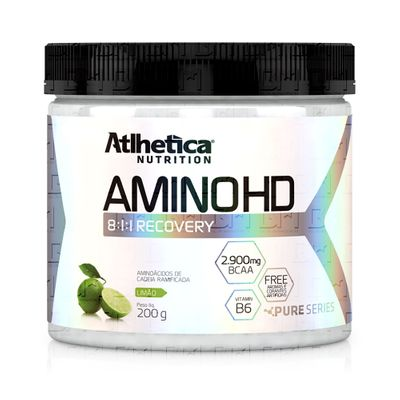 Amino HD 10:1:1 300g - Atlhetica Nutrition Amino HD 10:1:1 300g Laranja - Atlhetica Nutrition