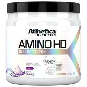 Amino Hd 10:1:1 - 300G - Atlhetica Nutrition- Uva