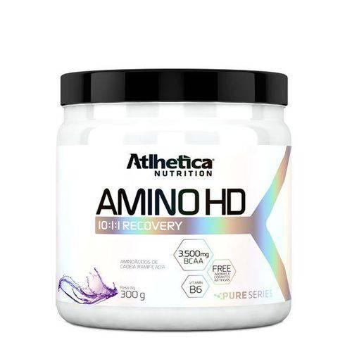 Tudo sobre 'Amino HD 10:1:1 300g Atlhetica'