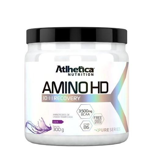 Amino HD 10:1:1 Recovery 300g Uva - Atlhetica Nutrition