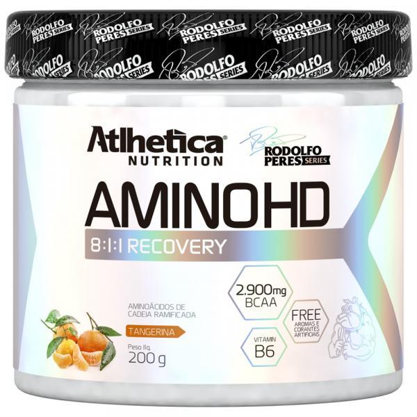 Amino Hd 8:1:1 - Pure Series - 200G - Atlhetica