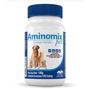 Tudo sobre 'AMINOMIX PET - 120 Comprimidos'