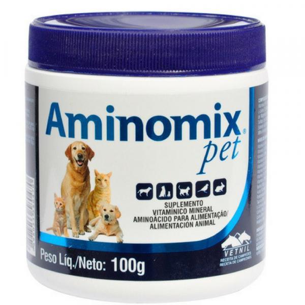 Aminomix Pet 100g - Vetnil