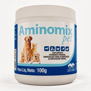 Tudo sobre 'AMINOMIX PET 100g'