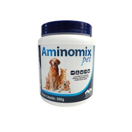 Aminomix Pet - 500 G - Vetnil