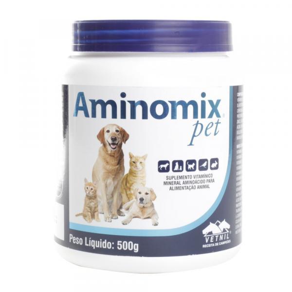 Aminomix Pet Vetnil - 500 G