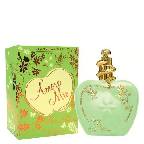 Amore Mio Dolce Paloma Eau de Parfum Jeanne Arthes - Perfume Feminino 50ml