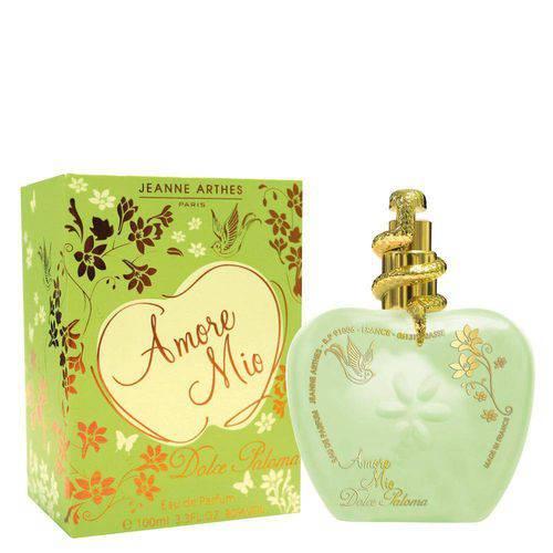 Amore Mio Dolce Paloma Jeanne Arthes Eau de Parfum - Perfume Feminino 100ml