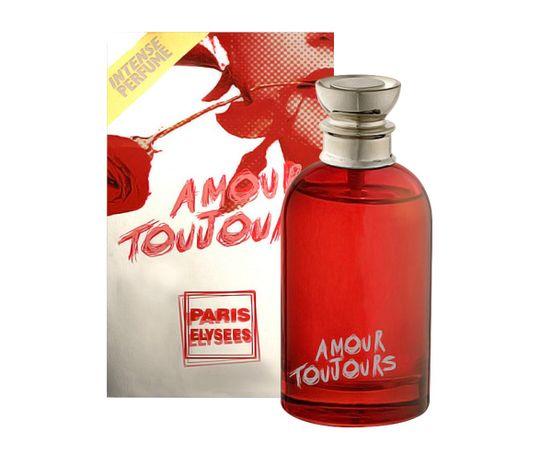 Amour Toujours de Paris Elysees Eau de Toilette Feminino 100 Ml