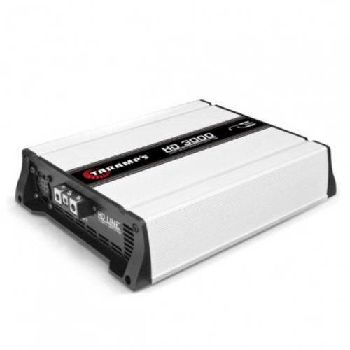 Tudo sobre 'Amplificador de Audio Taramps Hd 3000-2 Ohms'