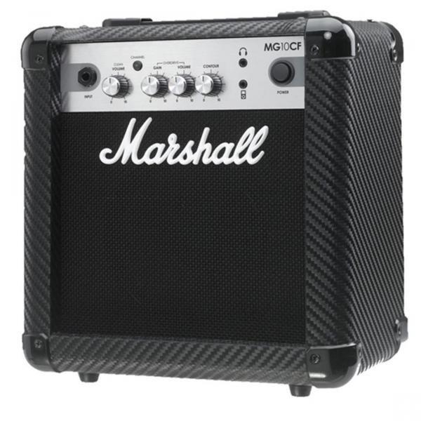 Amplificador de Guitarra Combo Marshall MG10CF