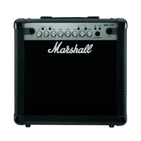 Amplificador de Guitarra Combo Marshall Mg15cfx