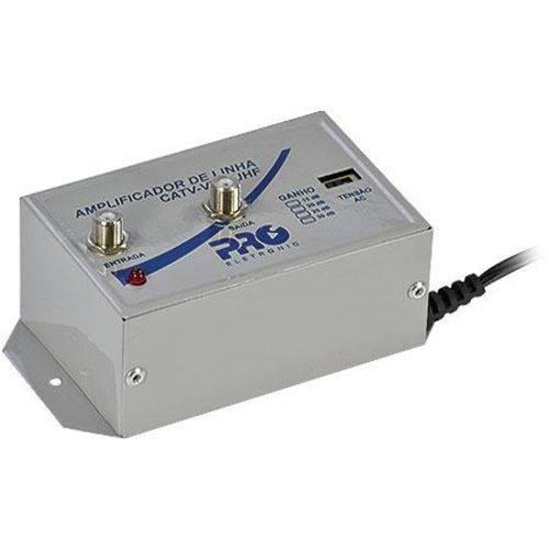 Tudo sobre 'Amplificador de Linha 30db Pqal 3000'