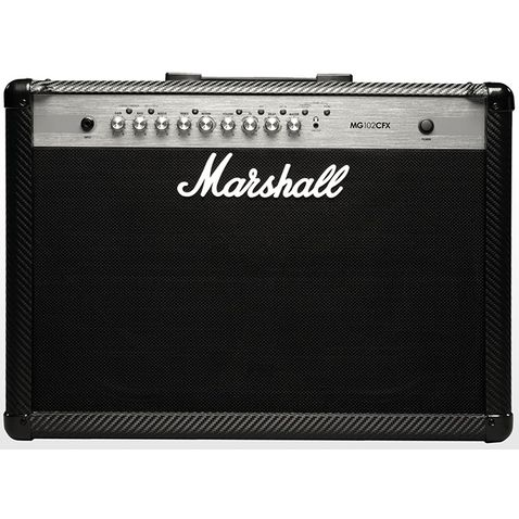 Amplificador Guitarra Marshall Mg 102 Cfx B