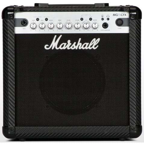 Amplificador Guitarra Marshall Mg 15 Cfx