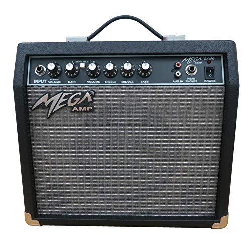 Amplificador GX-15G Mega para Guitarra