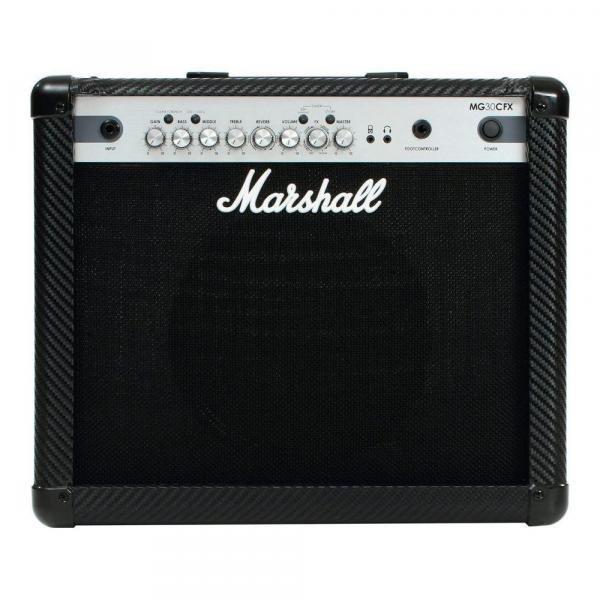 Amplificador Marshall MG30CFX Combo P/ Guitarra 30W
