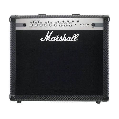 Amplificador Marshall Mg101cfx Combo P/ Guitarra 100w