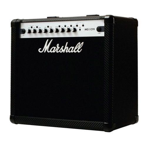 Amplificador Marshall Mg50cfx Combo P/ Guitarra 50w