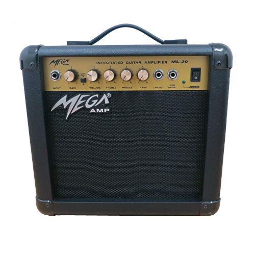 Amplificador Ml-20 Mega para Guitarra