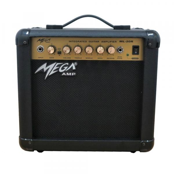 Amplificador Ml-20r Mega para Guitarra