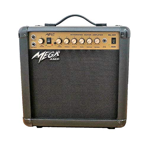 Amplificador Ml-30R Mega para Guitarra