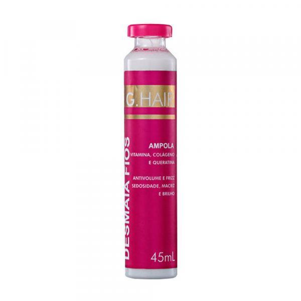 Ampola G Hair Desmaia Fios - 45g - G.hair