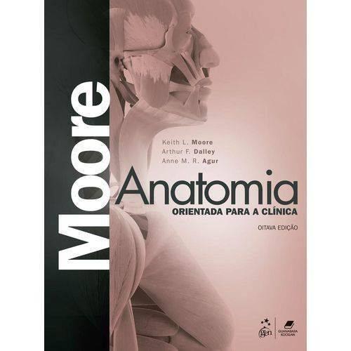Tudo sobre 'Anatomia Orientada para a Clinica'