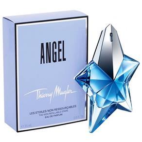 Tudo sobre 'Angel Recarregável Edp de Thierry Mugler 50 Ml'