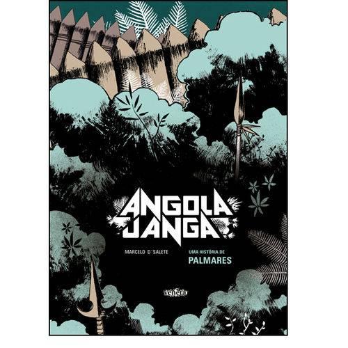 Tudo sobre 'Angola Janga: uma História de Palmares'