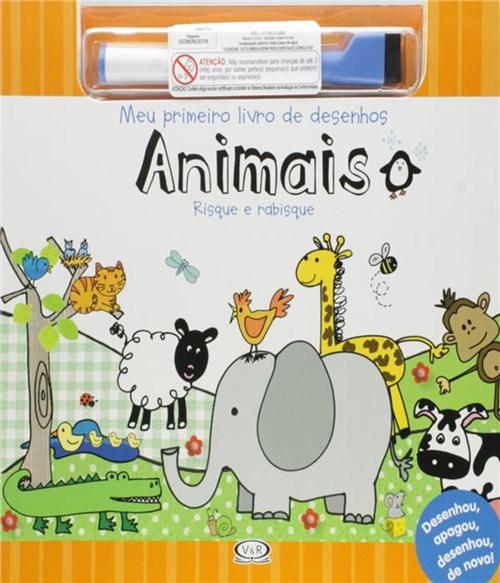 Animais - Meu Primeiro Livro de Desenhos