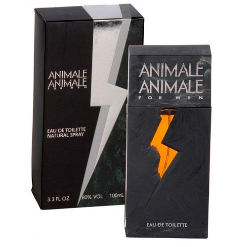 Animale Animale For Men Eau De Toilette - Perfume Masculino - 100ml