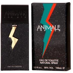 Animale Eau de Toilette Masculino 30ml - 30 ML