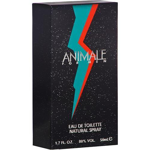 Animale For Men Eau de Toilette 50 Ml - Animale